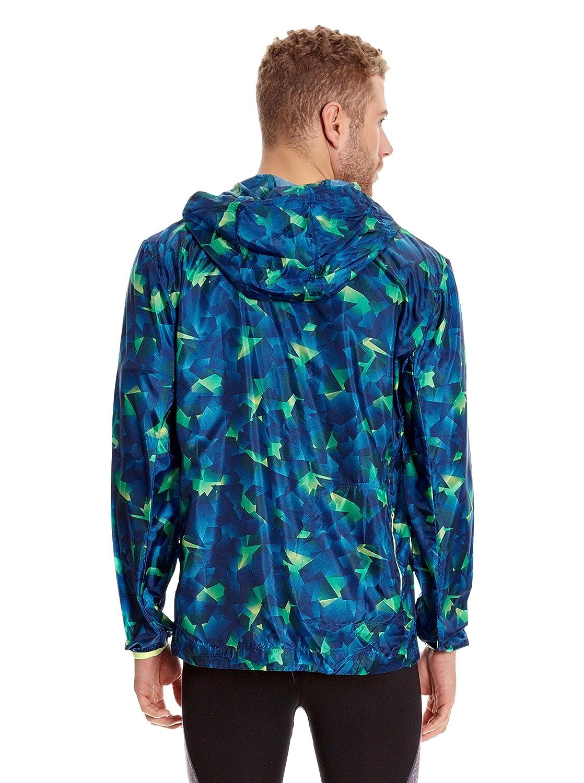 Buff Herren Running Ultralight Jacket Onice ? Farbe= Mazarine