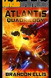 Atlantis Quadrilogy - Box Set (Books 1 - 4): Project Atlantis, Book 1 - Destination Atlantis, Book 2 - Colony Atlantis, Book 3 - Beyond Atlantis, Book 4 (English Edition)
