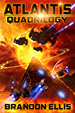 Atlantis Quadrilogy - Box Set (Books 1 - 4): Project Atlantis, Book 1 - Destination Atlantis, Book 2 - Colony Atlantis, Book 3 - Beyond Atlantis, Book 4 (English Edition)