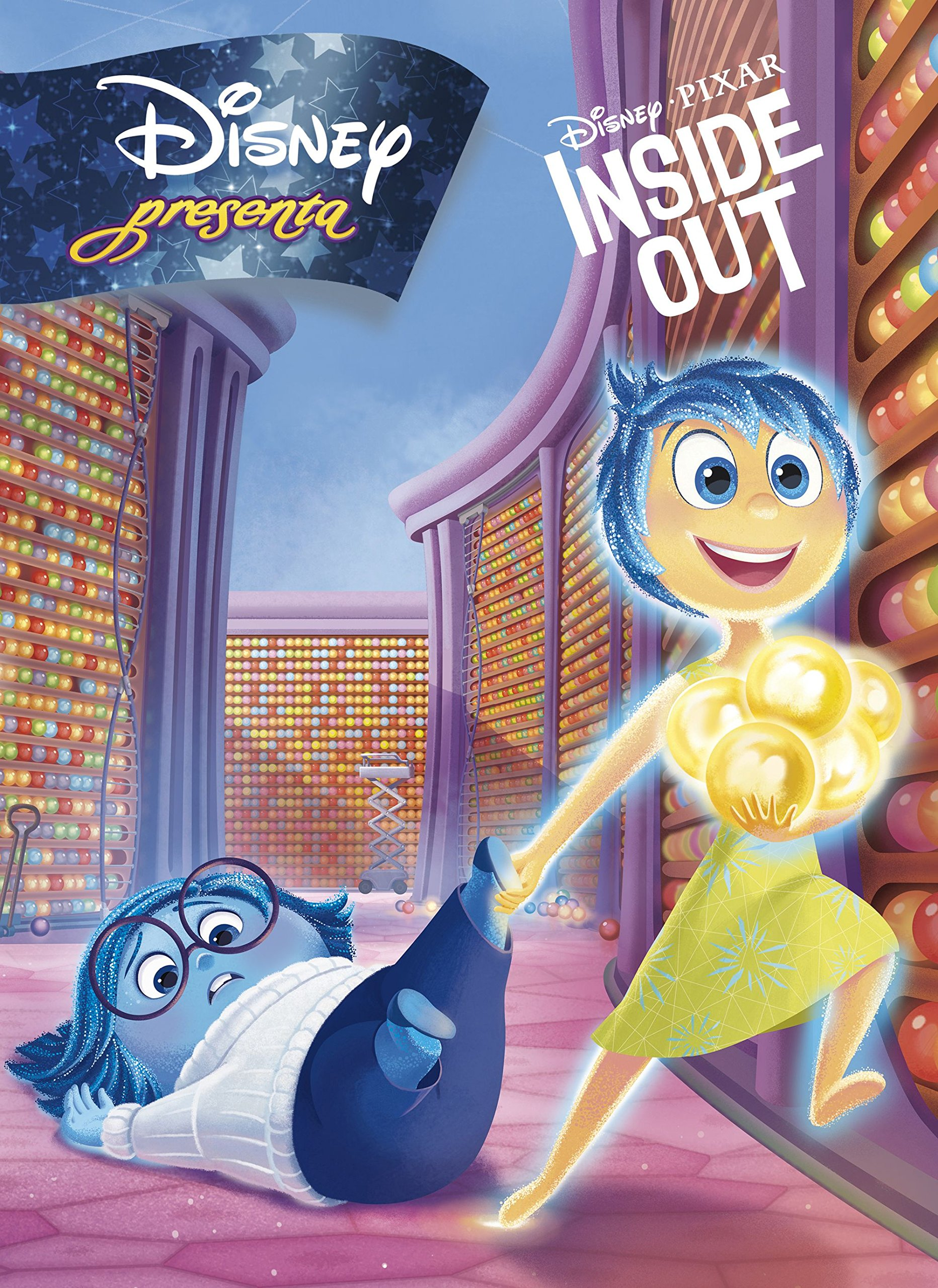 Inside Out. Disney presenta (Spanish) Paperback – 2015