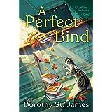 A Perfect Bind (A Beloved Bookroom Mystery Book 2)