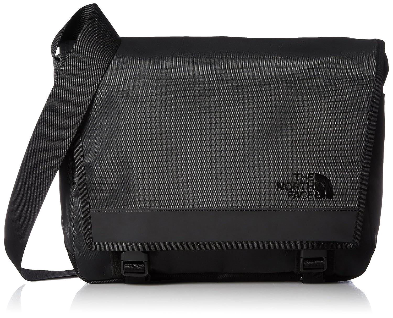 [ザノースフェイス] ショルダーバッグ BC Messenger Bag M NM81703 B01M9AHDVN ブラックエンボス/24Kゴールド ブラックエンボス/24Kゴールド