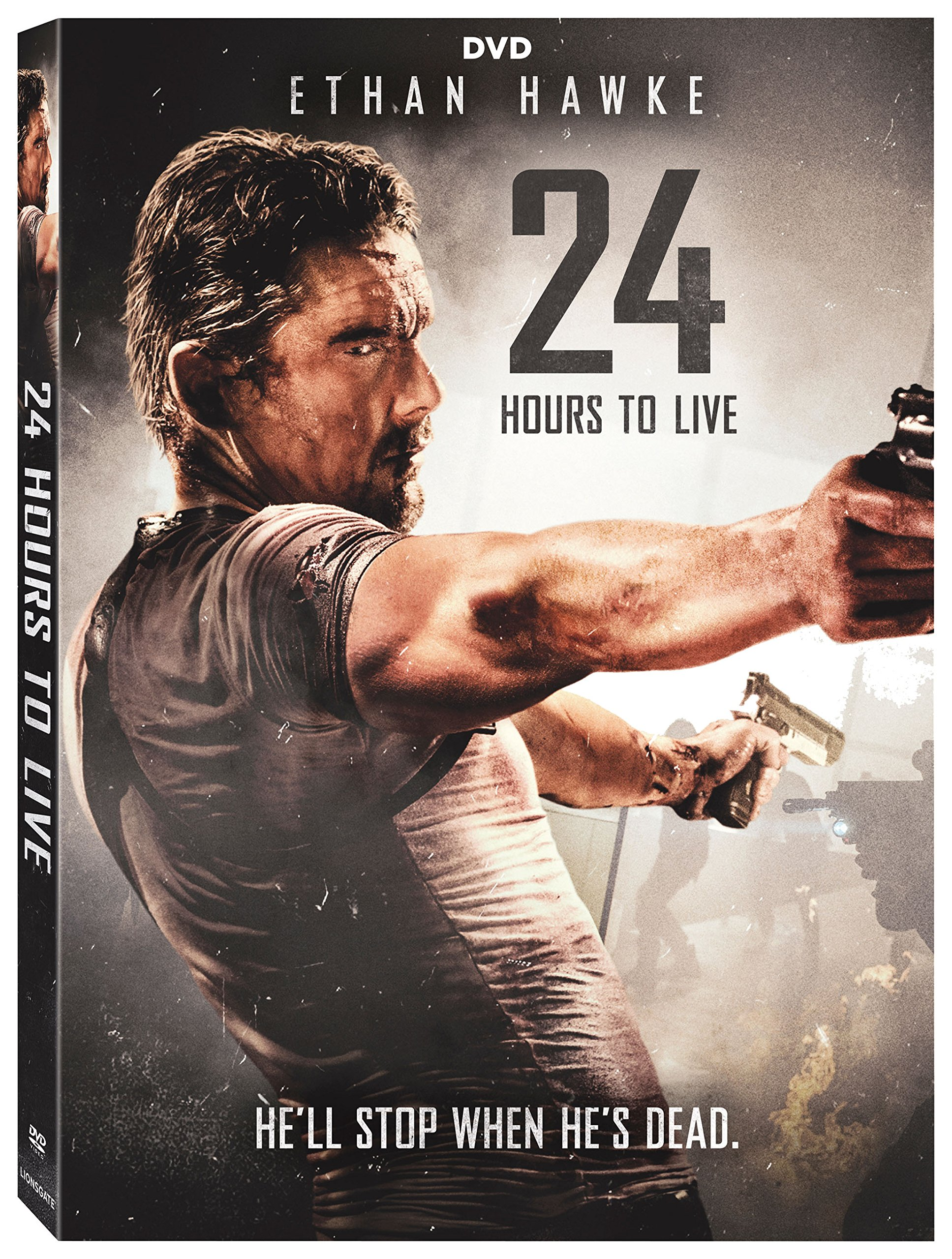DVD : 24 Hours To Live (, Dolby, AC-3, Widescreen)