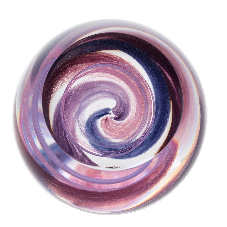 Caithness Glass Vortex-New, Retro-lilat, Einheitsgröße, Mehrfarbig B079Y6P6NJ | Nicht so teuer