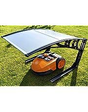 [SHS] - Mährobotor Garage Rasenmäher Roboter Carport für Rasenmäher Automower Mower Robot