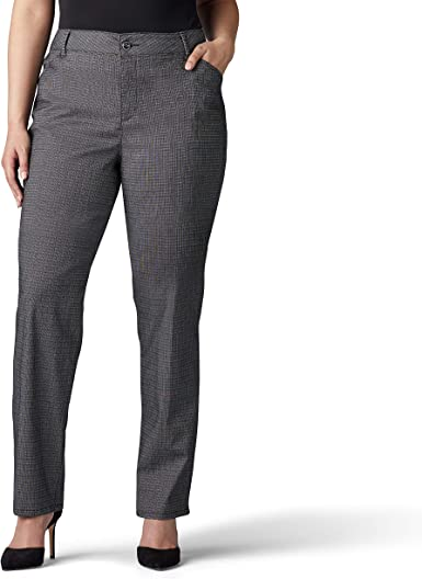 Choose SZ//color Lee Uniforms Women/'s Plus-Size Relaxed-fit All Day