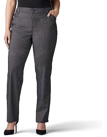 Women\'s Plus Pants Capris | Amazon.com