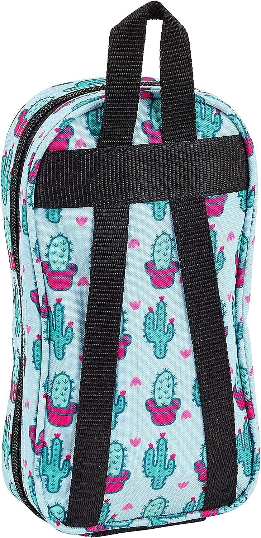 Amazon.com: Cactus Official Blackfit8 - Neceser con 4 ...