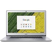 Acer Chromebook 15 CB515-1HT - (Intel Pentium N4200, 4GB RAM, 64GB eMMC, 15.6 inch FHD Touchscreen Display, Google Chrome OS, Silver)