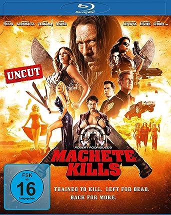 Machete Kills - Uncut [Alemania] [Blu-ray]