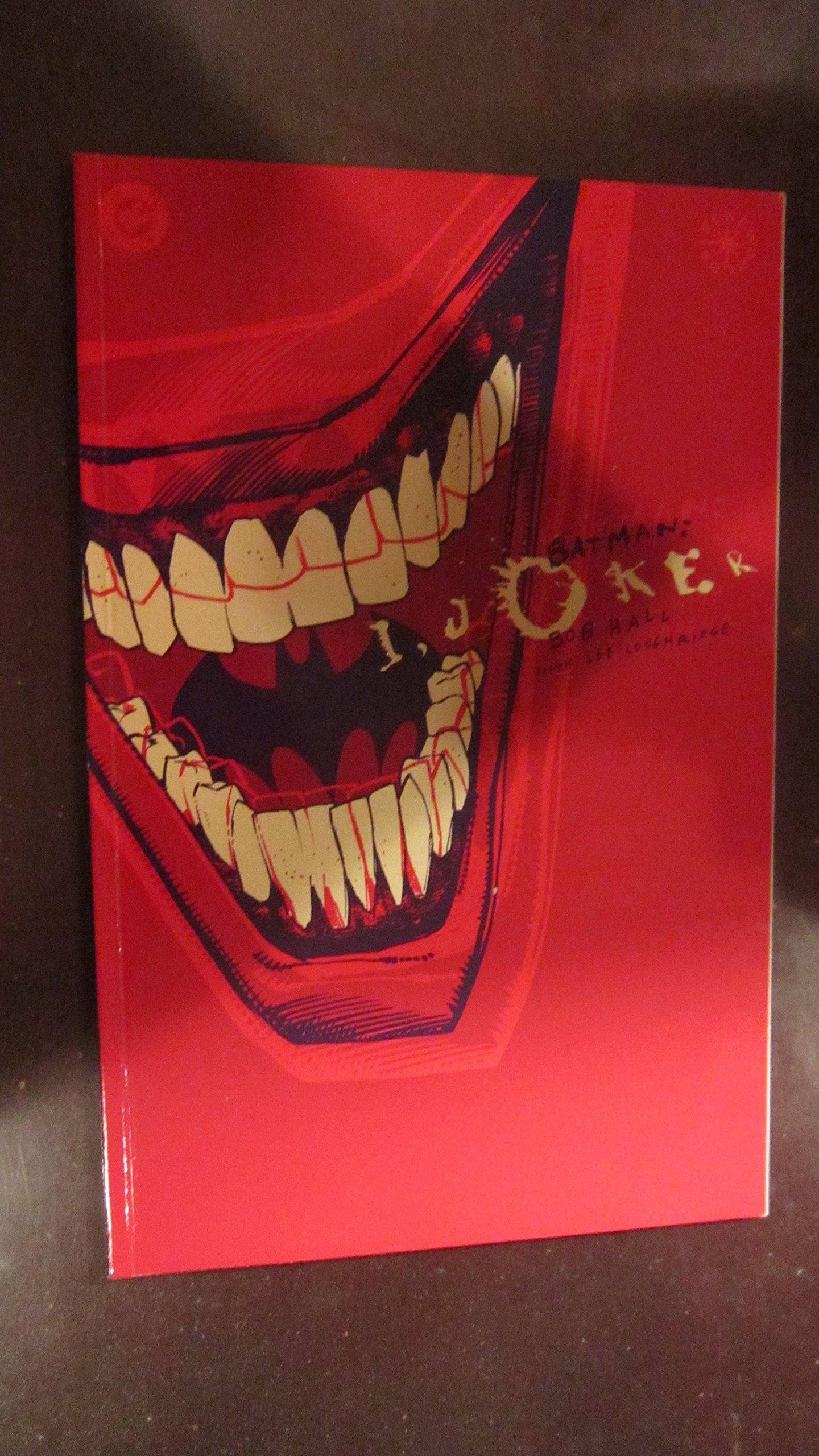 Batman: I, Joker (Elseworlds): Bob Hall: 9781563894008