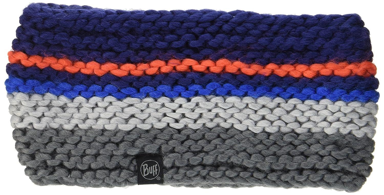 Buff Knitted et Polar Head Band Dorian écharpe Blue Ink One Size Original Buff S.A. 116025.752.10.00
