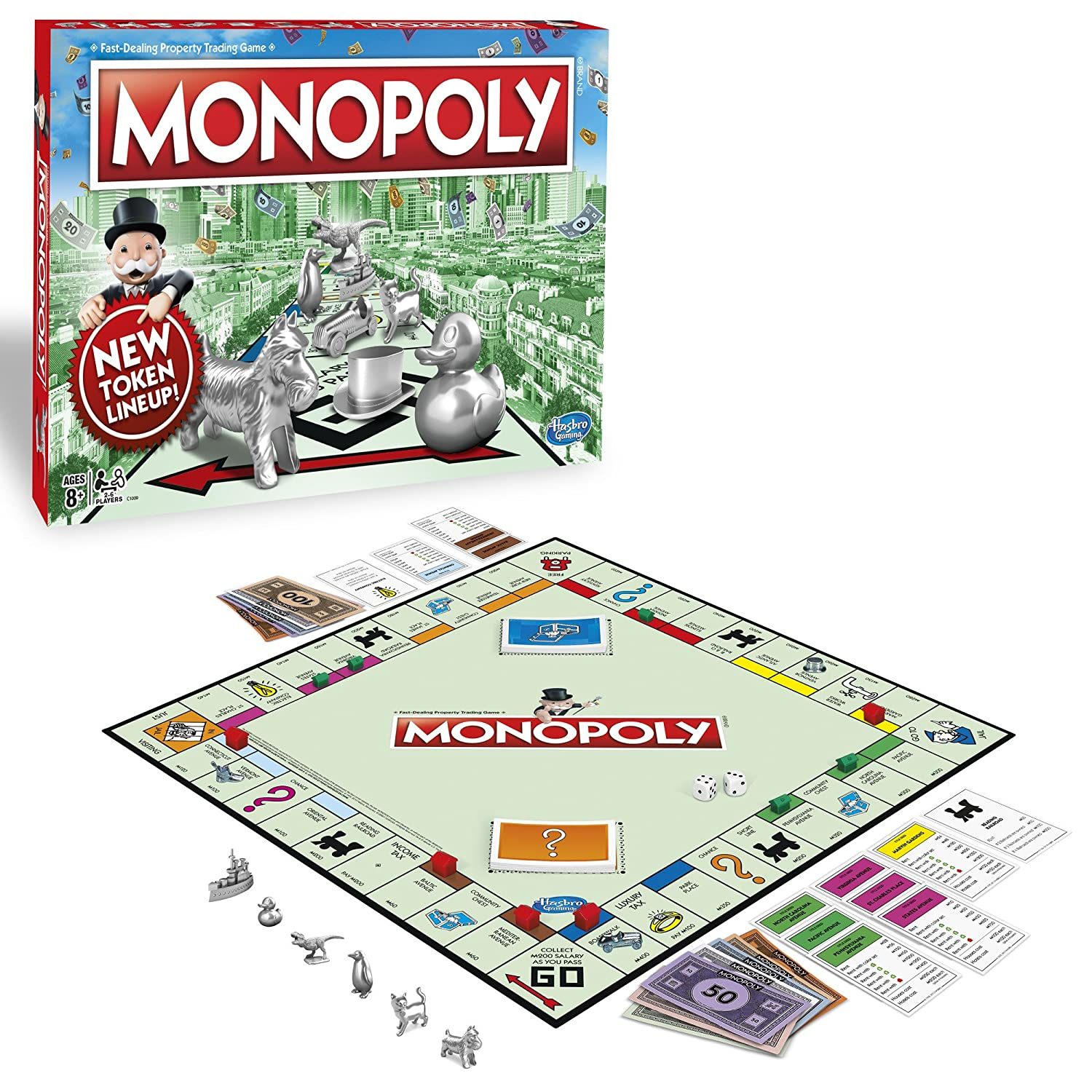 Monopoly Classic Game ONLY $11...
