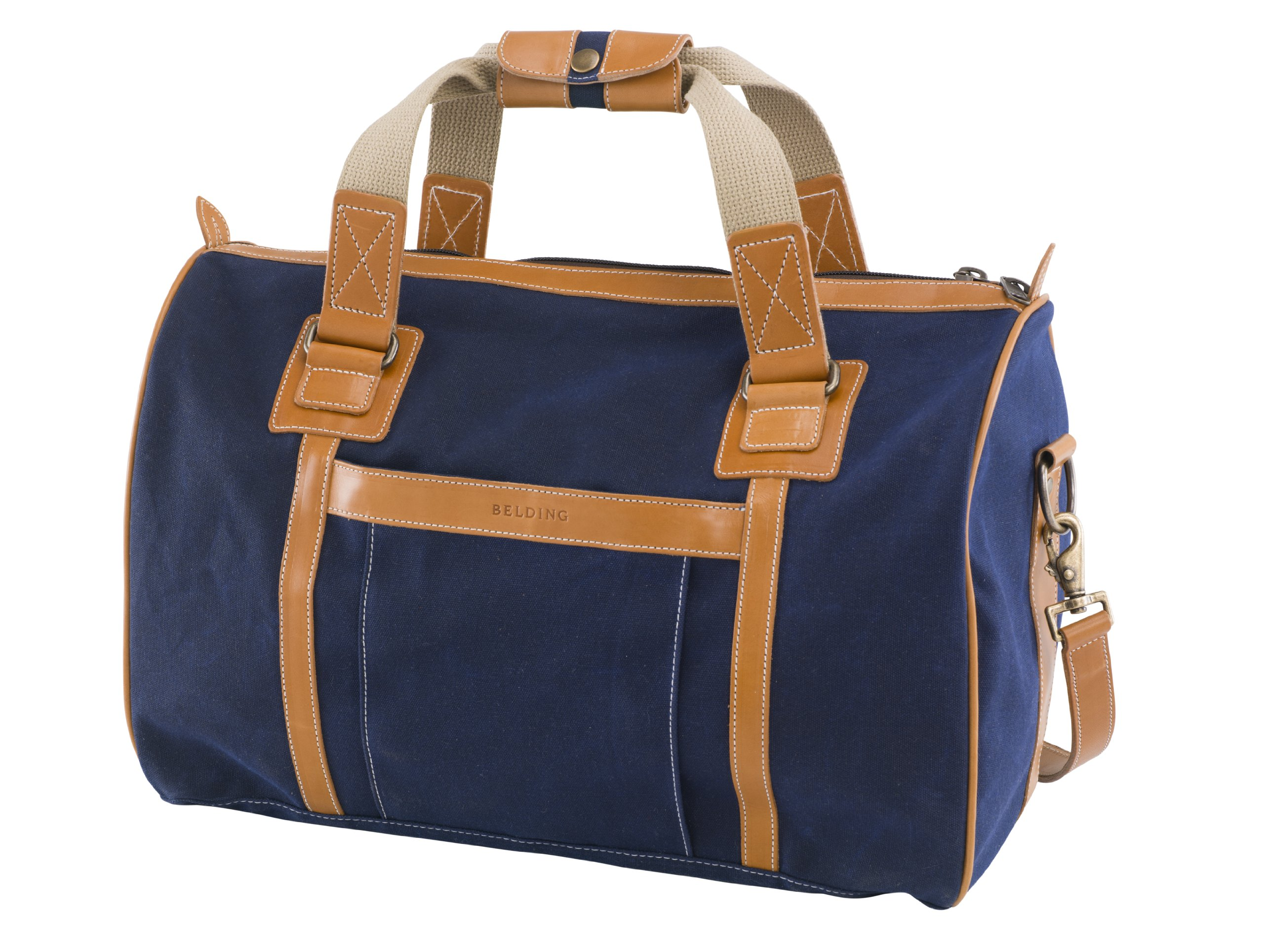 BELDING American Collection Flight Bag, Navy