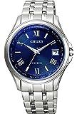 [シチズン] 腕時計 エクシード エコ・ドライブ電波時計 ダイレクトフライト ペア CB1080-52L メンズ シルバー