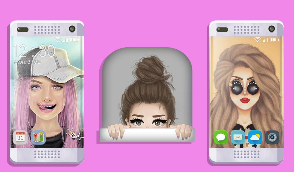 Girly M Wallpapers