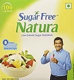 Sugar Free Natura Sachet - 0.75 g (Pack of 100)