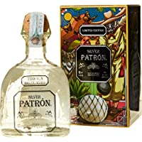 Patron Tequila Silver 70 Cl latta Mexican - Limited edition