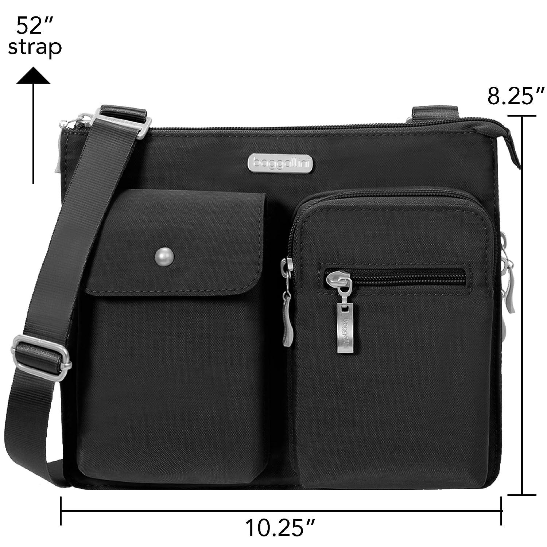 Baggallini Everything Travel Crossbody Bag bd509b548e678
