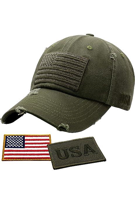 HF8MX//1 Mens Colombia Flag Rottweiler Dog Washed Denim Baseball Cap Adjustable Plain Cap