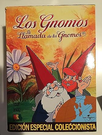 Pack Llamada de los Gnomos [DVD]: Amazon.es: Cine y Series TV