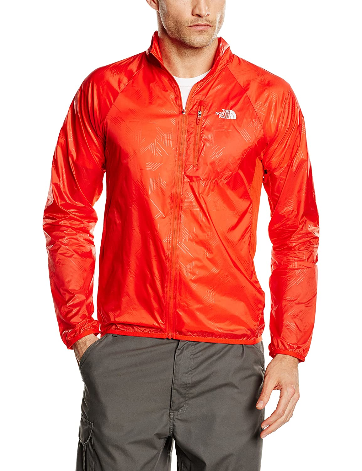 TALLA M. The North Face Nsr Wind EU - Chaqueta para Hombre