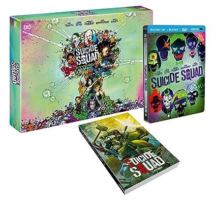 Suicide squad : Edition spéciale steelbook VERSION LONGUE ANNONCEE !! 91vNaXT2mEL._SX425_
