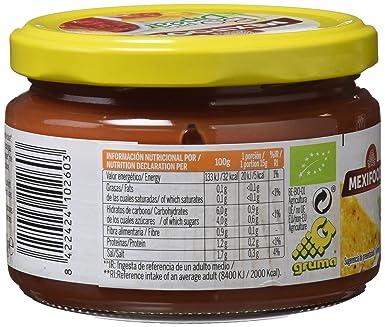 Mexifoods Salsa - 6 Paquetes de 260 gr - Total: 1560 gr: Amazon.es: Alimentación y bebidas