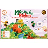 Logic Roots Mountain Raiders Board Game for Addition with 3 Digit Numbers