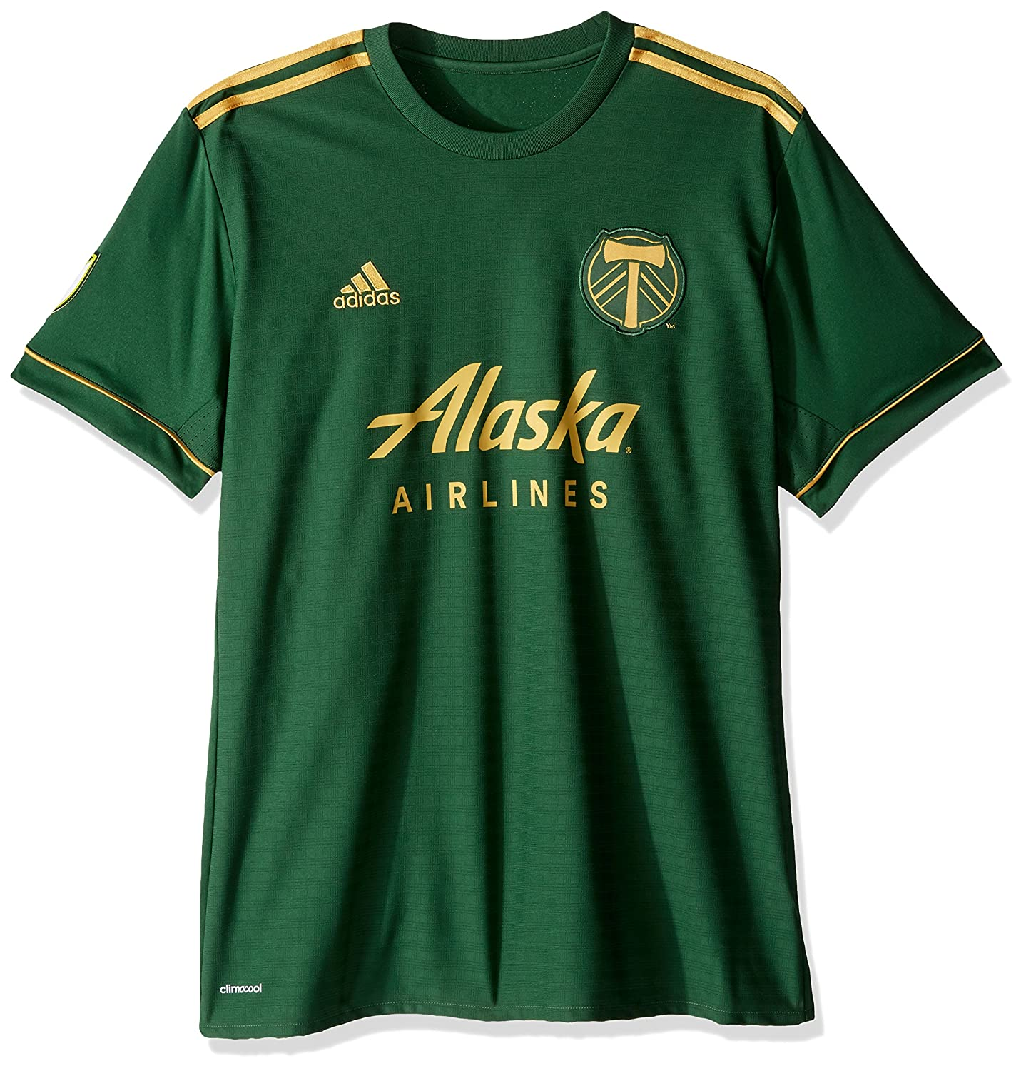 competitive price 94dc8 825d5 adidas Portland Timbers Jersey Replica Home Soccer Jersey