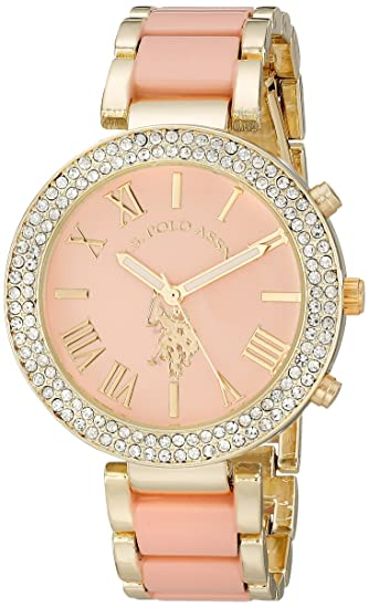 women s watches bradshaw pink watch gold and chronograph kors michael