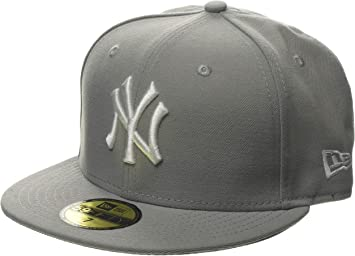 New Era MLB Basic NY Yankees 59 Fifty Fitted Gorra, Hombre ...