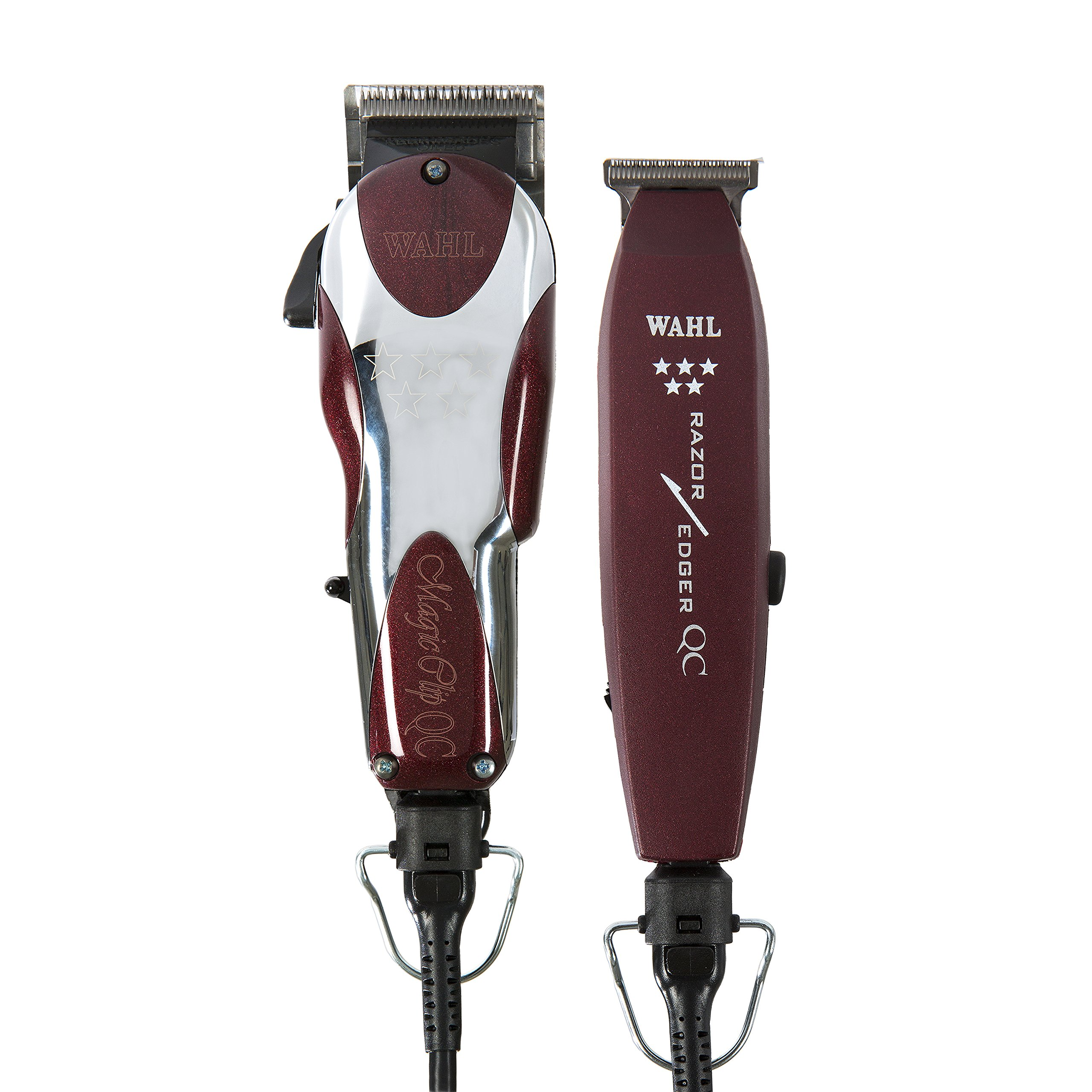 Wahl Professional 5-Star Unicord Combo #8242 – Reduce Your Cord Clutter! – Features the Magic Clip and Razor Edger – Great for Fading, Blending, and Edging by Wahl Professional (Image #5)