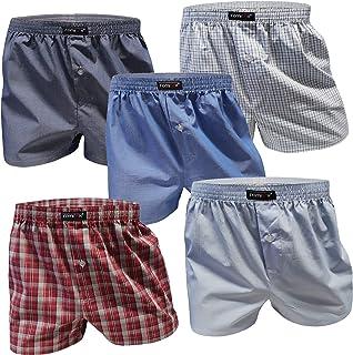 5 Stück Boxershorts für Jungen Baumwolle Unterhosen Kinder