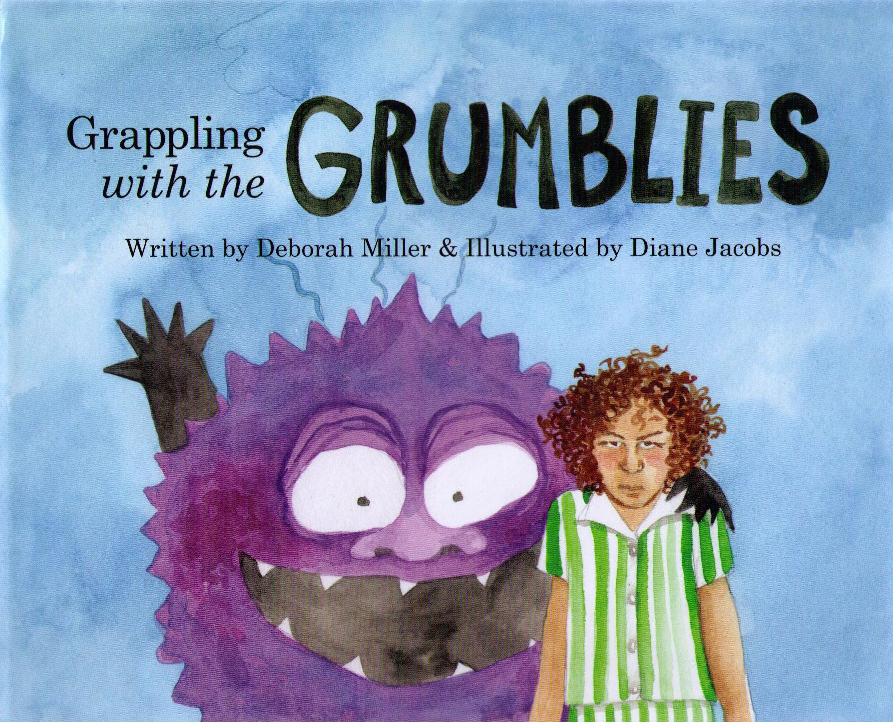 Grappling with the Grumblies ebook
