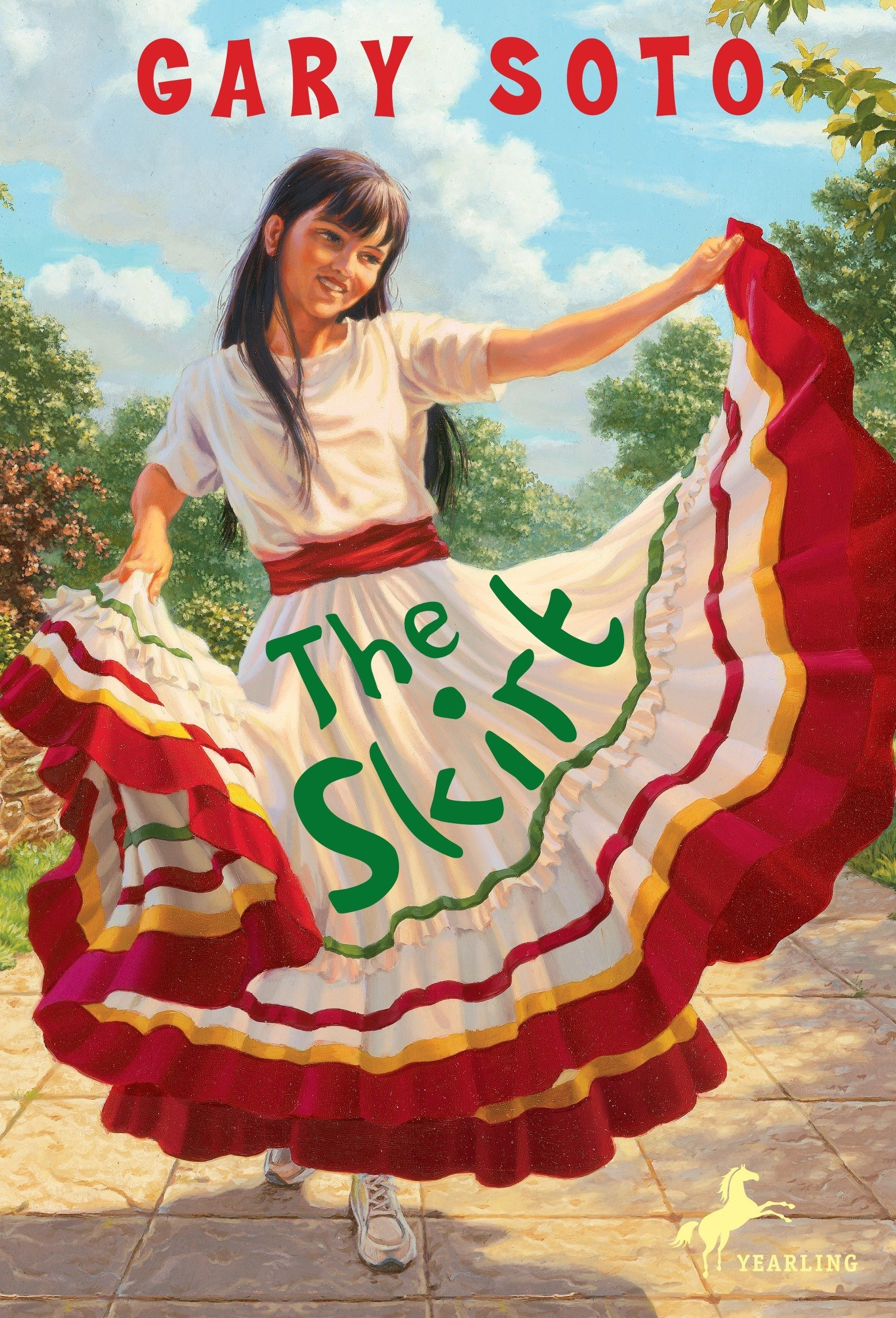Read Online The Skirt (McDougal Littell Library) pdf