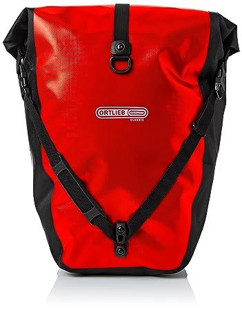 Ortlieb bolsa para Roller Classic QL2, 1 Rojo-negro, 32 x 17 x 42 cm, 40 litros, F5302