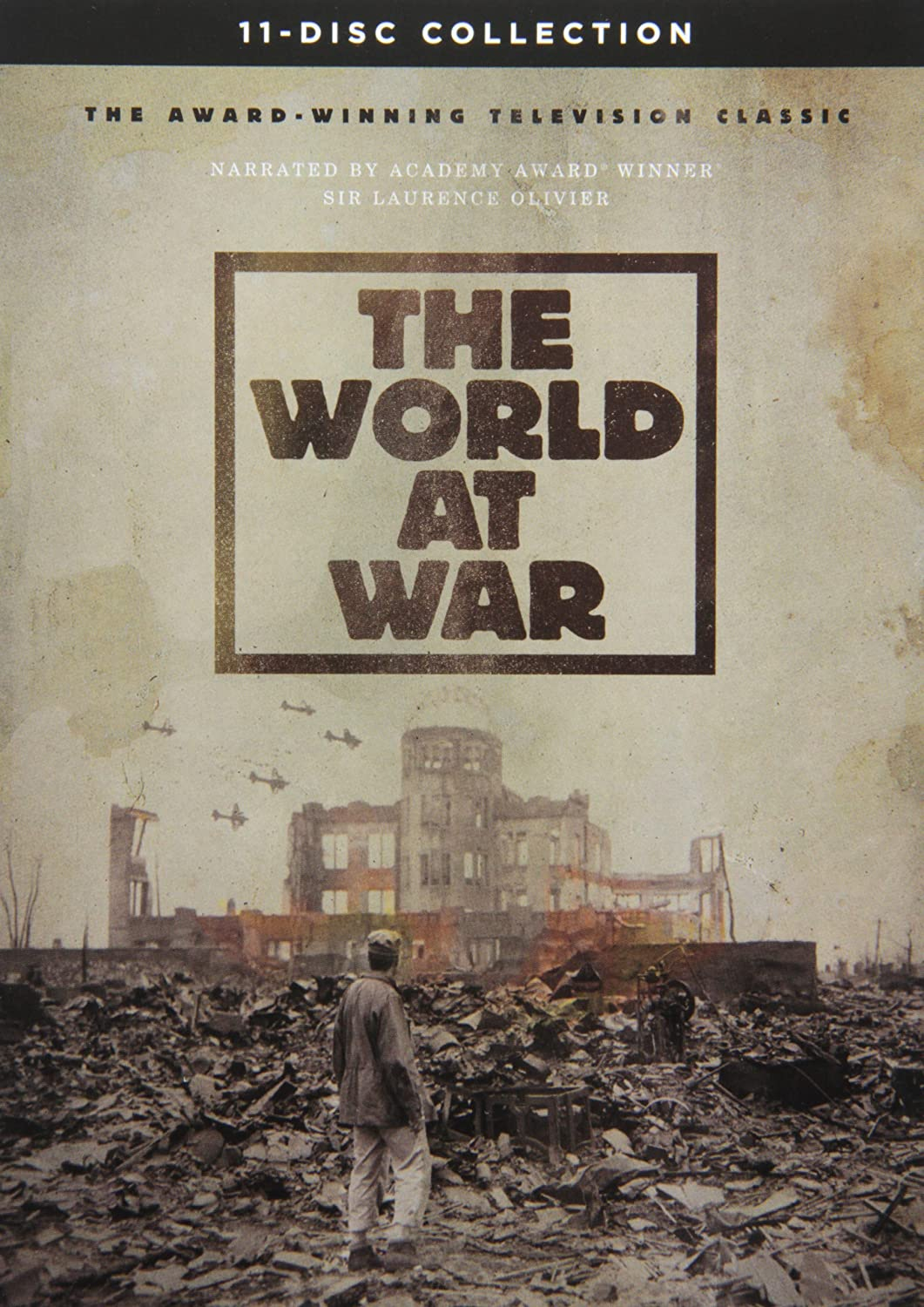 Amazon Com The World At War Laurence Olivier Anthony Eden Averell Harriman Albert Speer Siegfried Westphal J Lawton Collins Lawrence Durrell