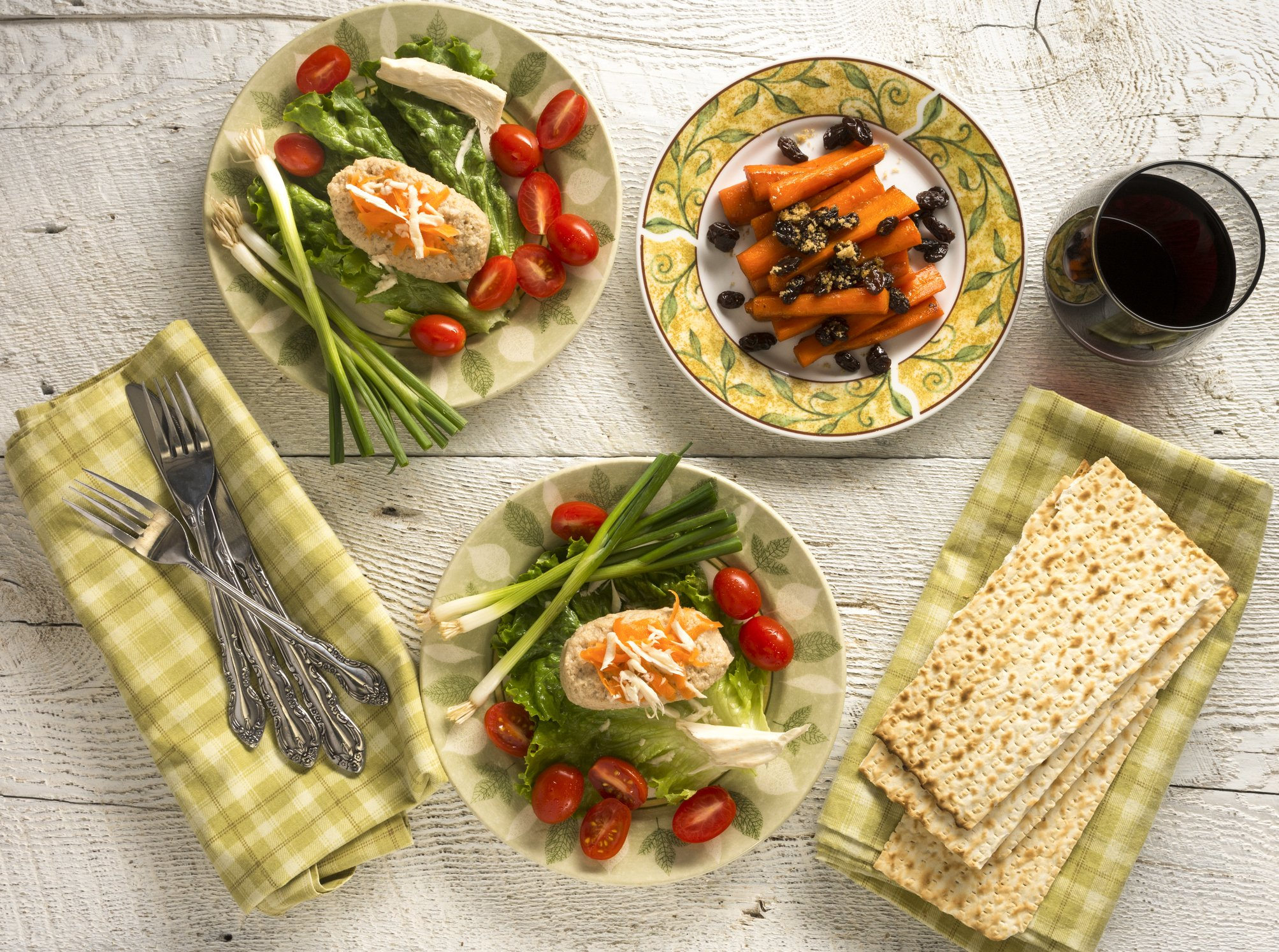 Kosher for Passover and Year Round Organic Seder Package (with Brisket)