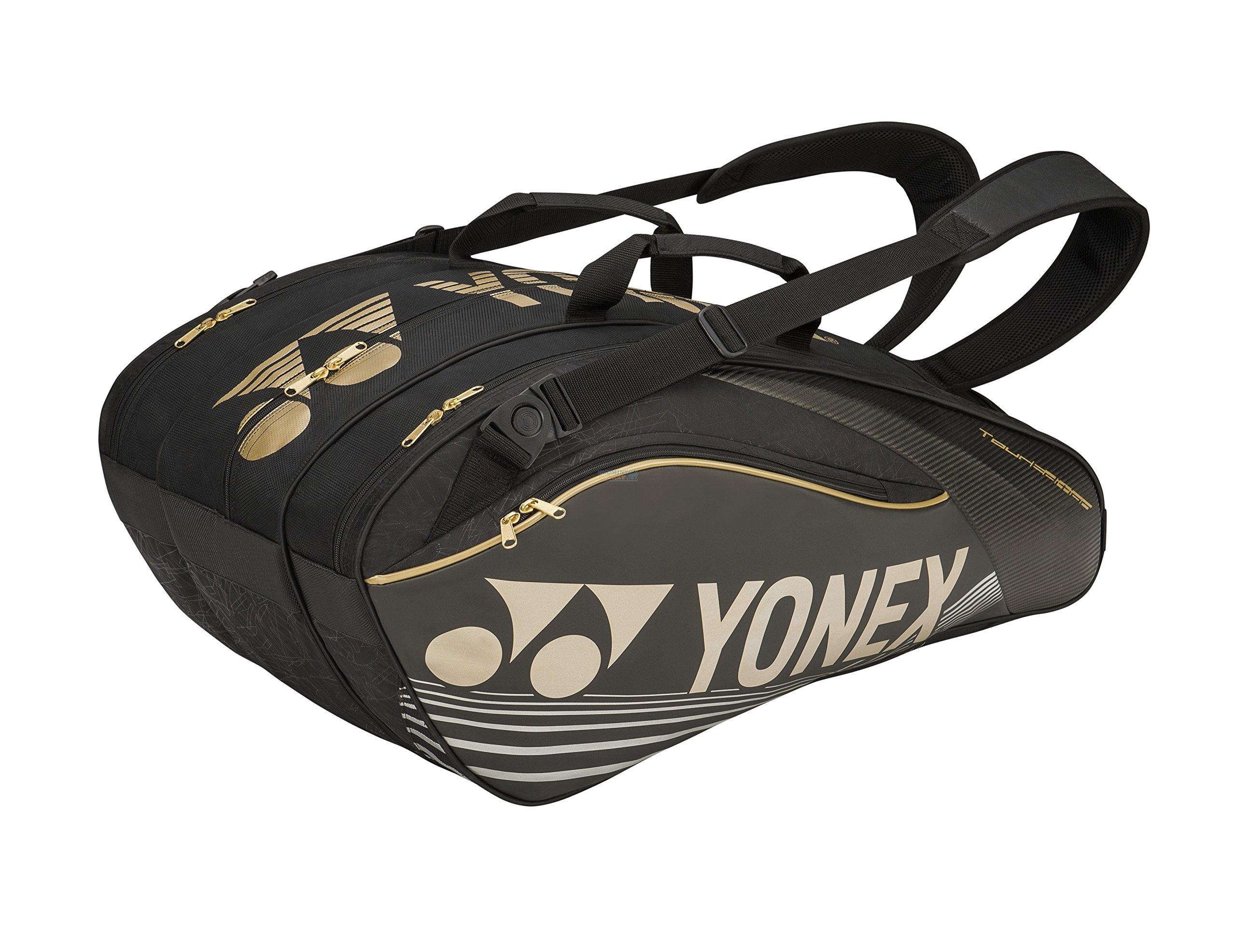 Yonex Pro Racket Bag 9629 EX, BLACK