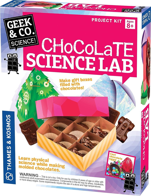 Geek & Co. Science! Chocolate Science Lab Kit