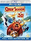 Open Season 3D (Blu-ray 3D) [2010] [Region Free]