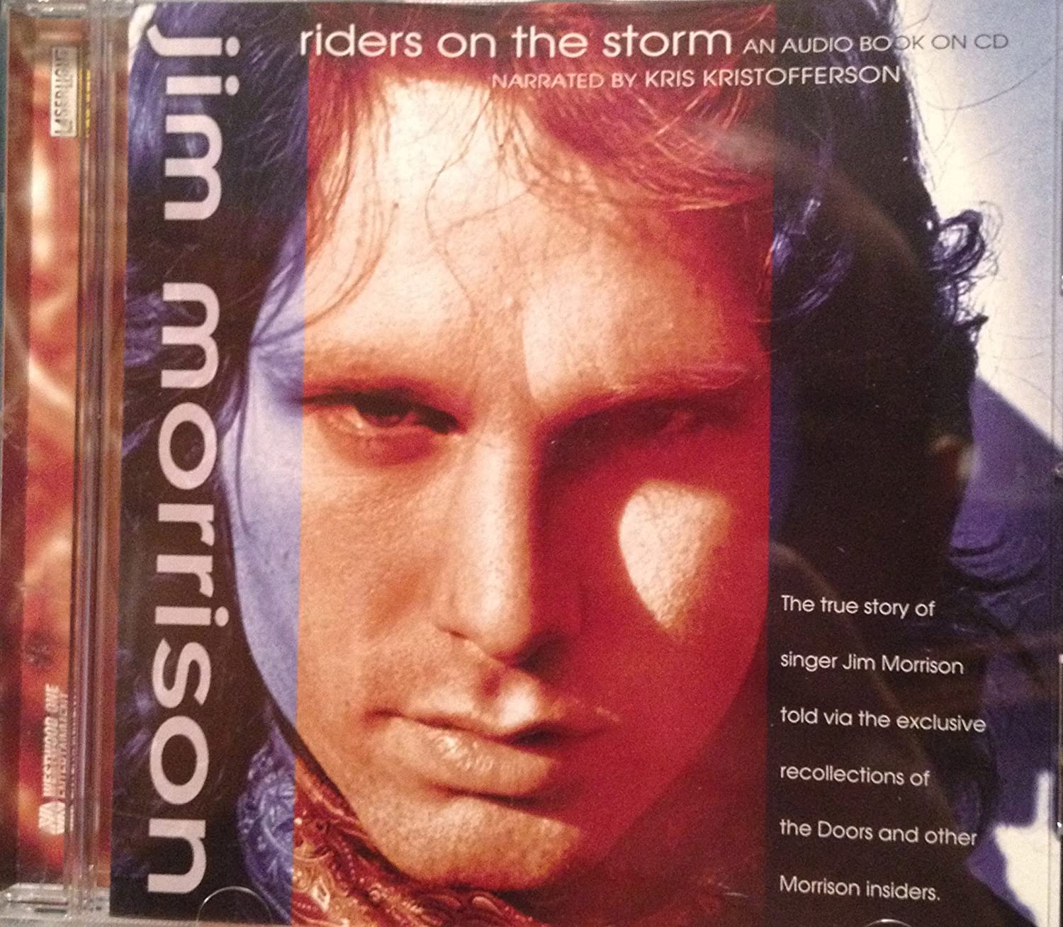 Jim Morrison Jim Morrison Riders On The Storm An Audio Book On