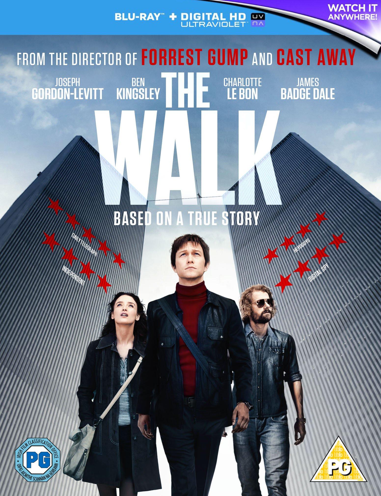 The Walk [Blu-ray] [2015] [Region Free]