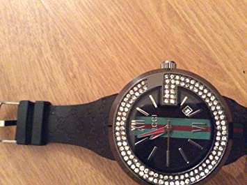 db8334570c3 Image Unavailable. Image not available for. Colour  Gucci watch