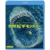 MEG ザ・モンスター ブルーレイ&DVDセット (初回仕様/2枚組/ステッカー付き) [Blu-ray]