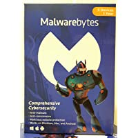 Malwarebytes Anti-Malware 3.0 - 5 Device / 1 Year [Key Card]