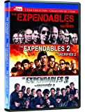 Expendables/Expendables 2/Expendables 3 Dvd Triple Feature