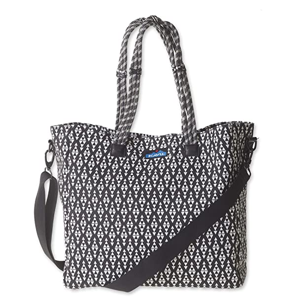 The KAVU Shastina Bag Crossbody Sling Travel Rope Strap Tote travel product recommended by Chris Hrenko on Lifney.