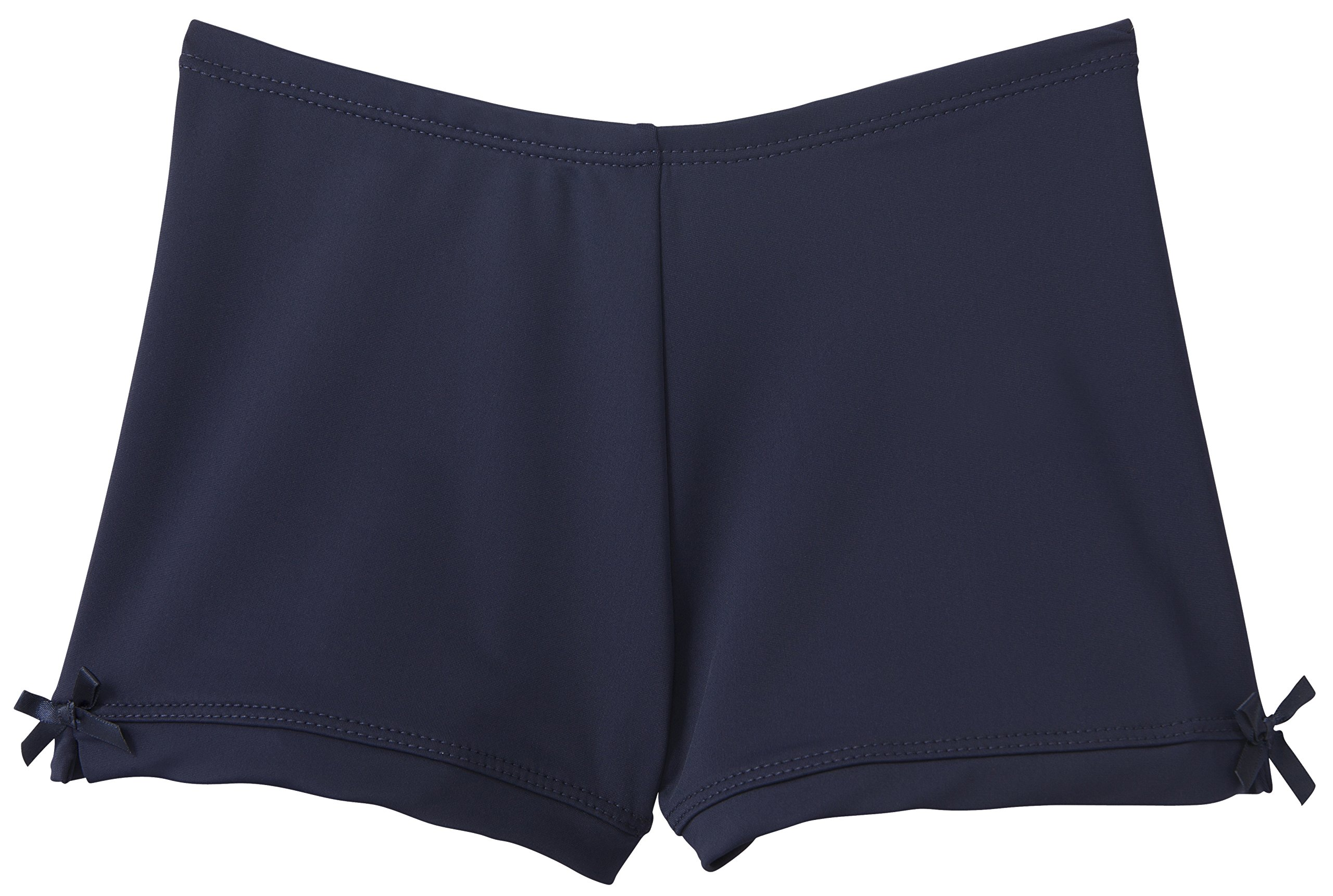 Monkeybar Buddies Little Girls Under Shorts (Navy, 14)
